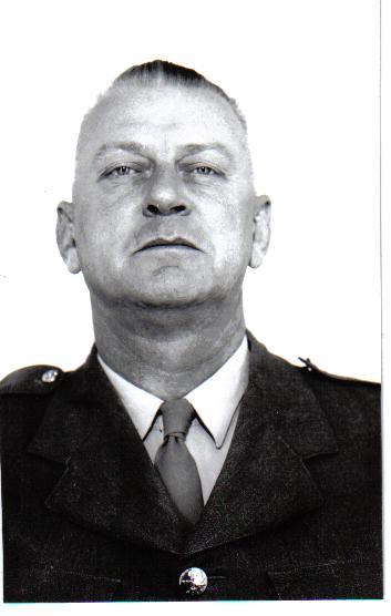 Bert Beaupre Deputy Warden